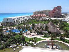 En el Hotel Grand Oasis Cancún by monky.cl, via Flickr