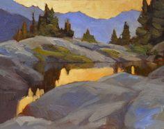 Liz Wiltzen-A Painter's Journal