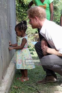 Prince Harry is seen at 'Nature Fun Ranch' on the eleventh day of an official visit on December 1, 2016 in St Andrew, Barbados. The ranch allows young people to speak freely with one another about important topics, including HIV/AIDS, providing them with a positive focus to guide their lives in the right direction. Prince Harry's visit to The Caribbean marks the 35th Anniversary of Independence in Antigua and Barbuda and the 50th Anniversary of Independence in Barbados and Guyana.