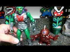 Raging Nerdgasm #358 - Custom painted art toys Lamour Supreme and Radioa...