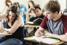 Academic cheating is surprisingly common among children, from elementary school into college. Learn how to respond effectively if this situation arises in your own family. Elementary Science, Elementary Education, Academic Dishonesty, Restorative Justice, Secondary Teacher, School Classroom, Classroom Ideas, Character Education, Education English