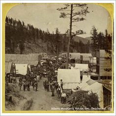 Deadwood Camp