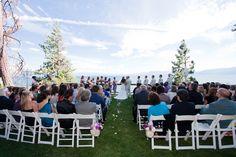 A Gorgeous  Sentimental Wedding at Lake Tahoes Davis Estate