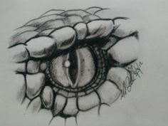 snake eye drawing - Google Search More