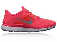 Nike ladies Running Shoes in pink, from sportsshoes.com
