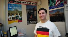 """""""German in a Multicultural World"""" (New York Times, 4/15/12) What is the future of German language-learning in American high schools?"""