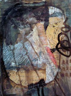 annaschueler:    mixed media on paper