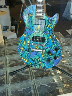 images for guitar paintings   Recent Photos The Commons Getty Collection Galleries World Map App ...