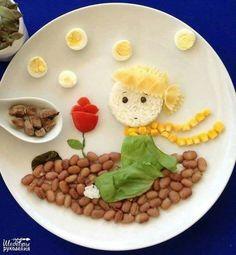 fun food ideas:  lunch