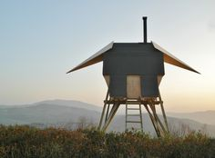 Atelier Forte. Sauna ''Huginn and Muninn''. Emilia-Romagna. Italy. #design