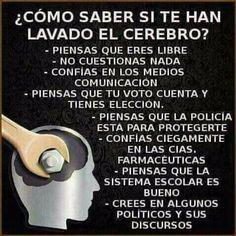 Te han lavado el cerebro? #Viñeta #Humor