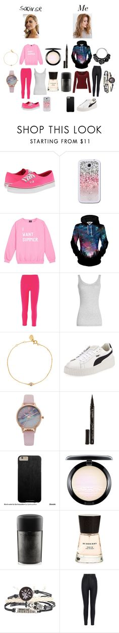 """Cooking with my bff"" by hailey-smith-13 ❤ liked on Polyvore featuring Vans, Samsung, Beyond Yoga, Vince, Estella Bartlett, Puma, Vivani, Smith & Cult, MAC Cosmetics and Burberry"