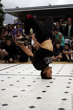 breakdancing bboying
