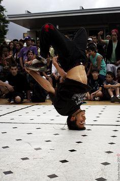 breakdancing bboying