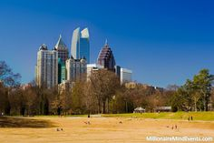 Atlanta, USA is a beautiful and culturally rich city. If you are planning a trip to this creative city, make sure you book it around the same time as when the Millionaire Mind Intensive Seminar Atlanta takes place; that way you can mix holiday with a millionaire education.
