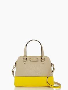 leather handbags - grove court maise - $243.