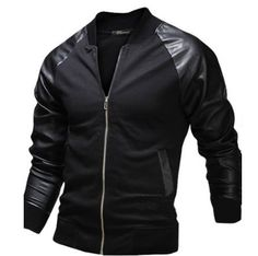 Unleash your dark side, with this exquisite faux leather jacket. Size guide: Size Shoulder Wide Chest Length Sleeve US XS 42cm (16.5in) 100cm (39in) 62cm (24in)