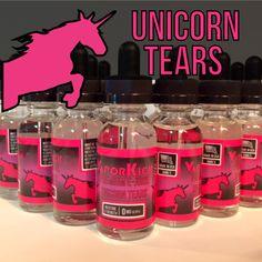 (Top Seller) Unicorn Tears E-Juice 30ml's