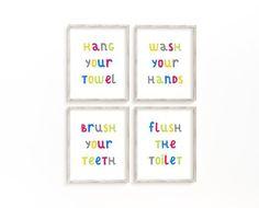 41 trendy bathroom signs for kids children hands Kids Sink, Bathroom Rules, Bathroom Modern, Bathroom Prints, Kids Hands, Kids Writing, Coloring For Kids, Amazing Bathrooms, Art For Kids