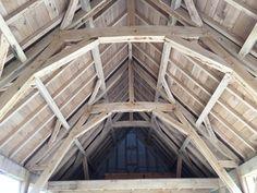 Ervaring in traditionele eiken frames - crownoak