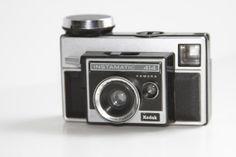 Vintage Kodak Instamatic Camera 414 retro camera by Fleaosophy, $24.95