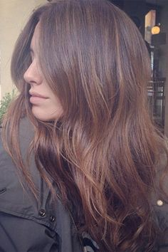 mechas californianas discretas