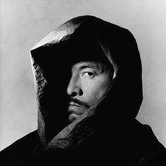 Issey Miyake photographed in New York in 1988 by Irving Penn.
