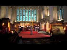 Filmed in the Chapel of Merton College, Oxford, to celebrate the 400th Anniversary of Tomás Luis de Victoria (1548--1611). The Tallis Scholars are directed by Peter Phillips.    The Tallis Scholars' recording of Victoria's Lamentations of Jeremiah was nominated for a Grammy Award in 2011.