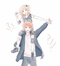 Hinata & Yachi