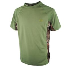 Mossy Oak Camp Short Sleeve Tee Mossy Oak Foley,Al