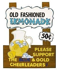 Make a Lemonade Sale Poster | Old Fashioned Lemonade Poster Ideas