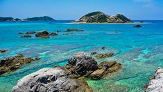 Snorkeling - Kerama Islands, Japan.