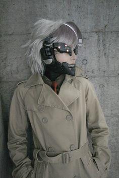 Cyberpunk, Metal Gear Solid 4