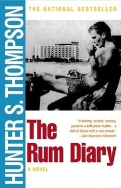can't go wrong with a little hunter s thompson  Definitely going on my reading list.