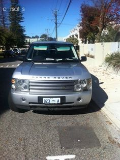 2005 LAND ROVER RANGE ROVER L322 05MY HSE, $26,990