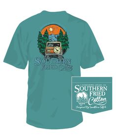 Southern Fried Cotton - Mountain Calling Tee