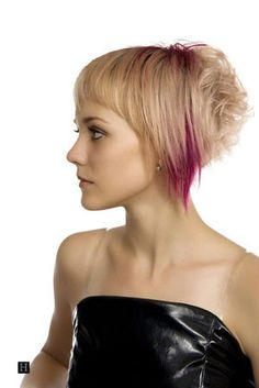 short hair color ideas pictures - Google Search