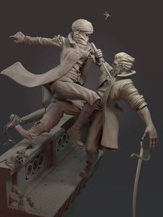 ArtStation - Emily, James W Cain