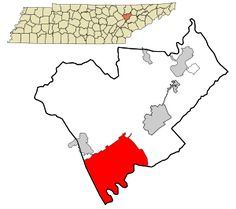 Wikipedia - Oak Ridge, Anderson County, TN - 2016