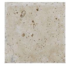 POOL - white tumbled travertine pavers