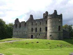 Balvenie Castle  Dufftown, Scotland