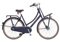 Cortina U4 dames transportfiets Jeans Blue Matt met Shimano Nexus 3-speed