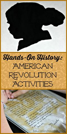 American Revolution Hands-On Activities for Middle School - - Bring history to life for middle school students with hands-on American Revolution activities. These are a fun way to add writing and art into history studies. History Lessons For Kids, History Lesson Plans, Study History, History Projects, Nasa History, Art Projects, History Facts, Ancient History, Ancient Aliens