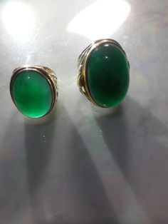 For sale chrysocolla chalcedony gemstone