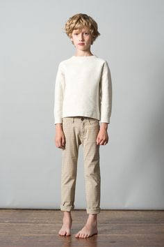 Tahiti Jumper, Nougat / Solomon Skinny Jeans / Canvas. Caramel Baby & Child. www.caramel-shop.co.uk.