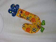 Camiseta inicial J