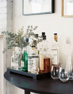 Here's another take on the bar idea. Isn't it just beautiful?