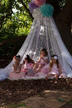 "Photo 2 of 14: Vintage Garden Tea Party / Birthday ""It's a Tea Party"" 