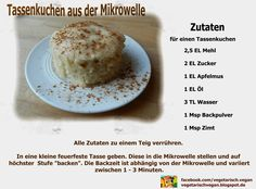 1000 images about backen mikrowelle on pinterest kuchen rezepte and mug cakes. Black Bedroom Furniture Sets. Home Design Ideas
