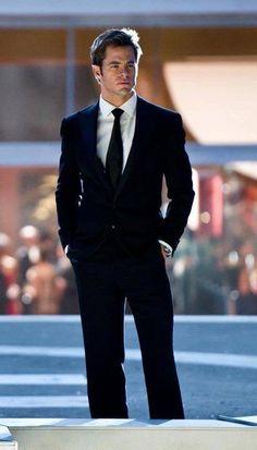 Jack Ryan - Chris Pine